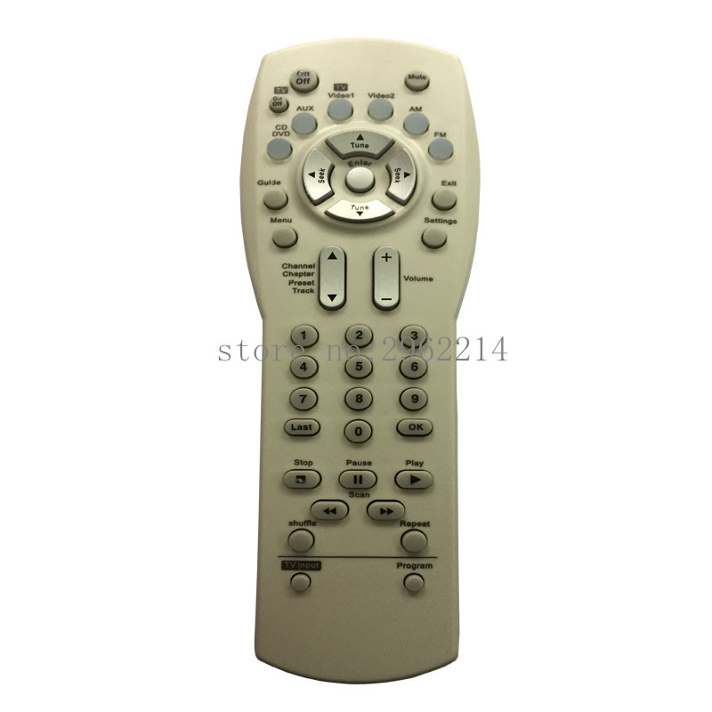 remote control suitable for bosee HiFi or Home Theatre system Audio/Video Players remote control