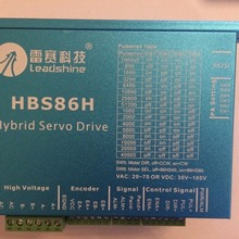 Servo-Drive Hybrid Leadshine HBS86H Closed-Loop Motor NEMA34 2phase 24-75VAC New Original