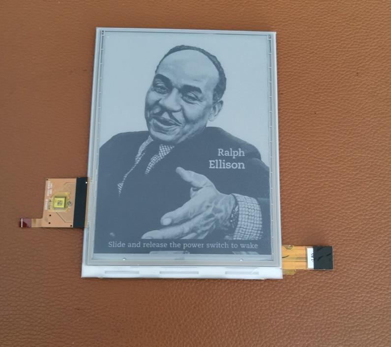 6 pouces utilisé lcd matrice avec écran tactile pour Pocketbook Basic touch 624 lcd affichage pour Pocketbook 624