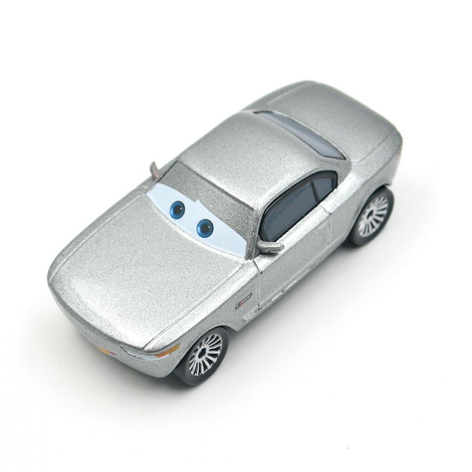 Disney Pixar Carros 3 26 Estilos Esterlina weathers Mater Jackson Tempestade Ramirez 1:55 Diecast Metal Liga Modelo de Carro de Brinquedo de Presente Para As Crianças