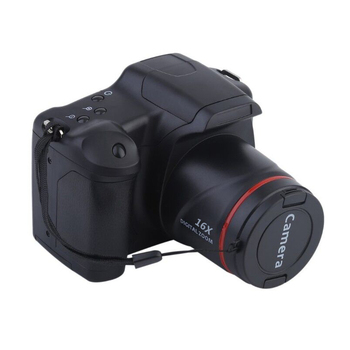 SLR Camera 16MP 1080P HD 16X Digital Zoom Camera Handheld Digital Camera Video Camcorder 1080P Digital DV Cam Support TV Output komery video camera 3 0 inch screen full hd 1080p 16x smart digital zoom 24 million pixels support language selection