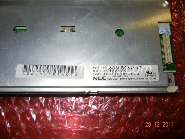 NL8060BC31-17D NL8060BC31-17E 12.1 INCH Industrial LCD,new&A+ in stock, free shipment vnh3sp30tr e new in stock