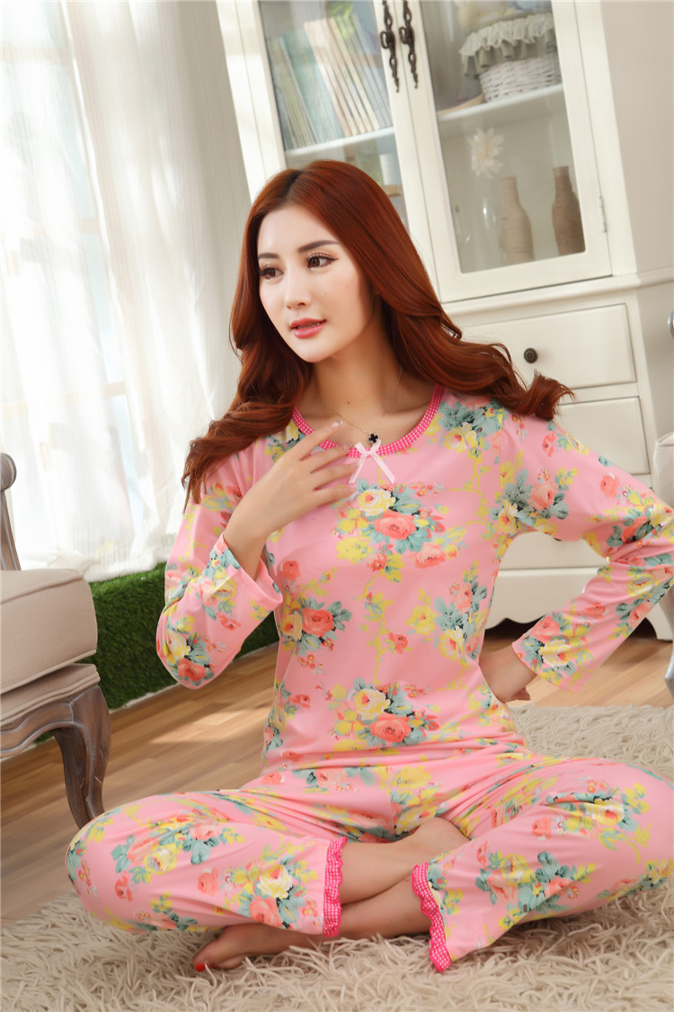 Womens   Pajamas     Sets   Pijama Feminino For Women 2018 Summer Women   Pajama     Sets   Girls Hello Kitty Cotton Sleepwear   Sets