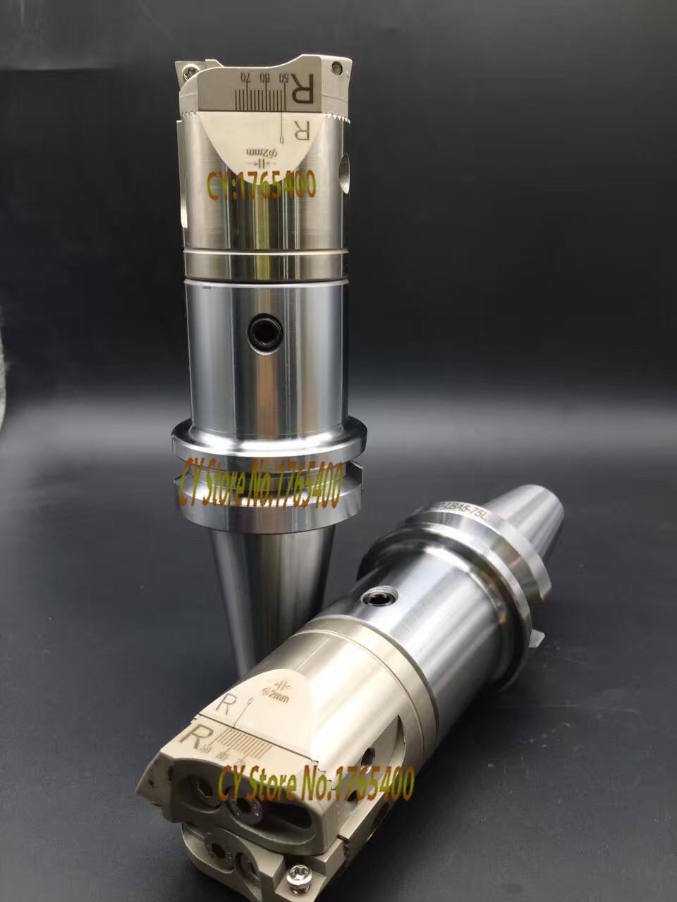 BT40-LBK4-175L-M16 Arbor RBH 40-55mm High precision Twin-bit Rough Boring Head used for deep holes +10pcs CCMT09T304 inserts