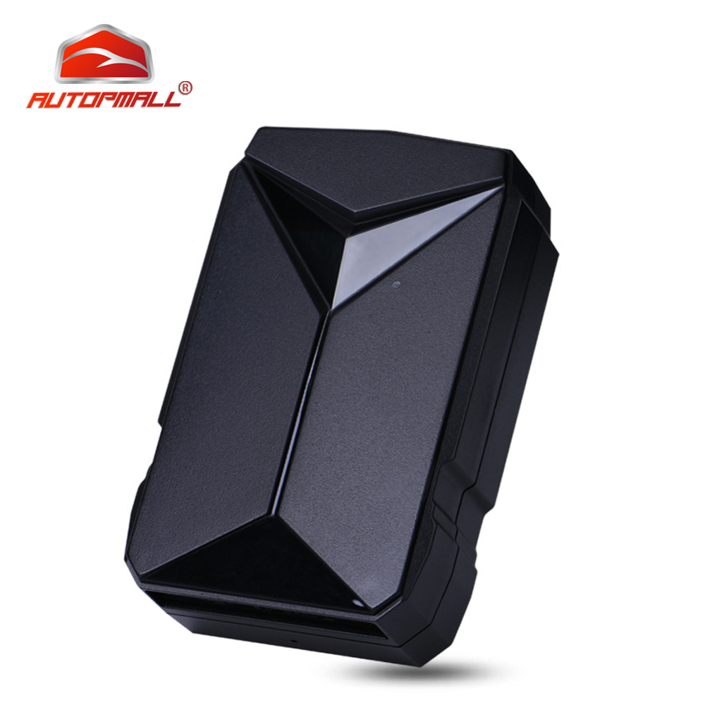 Car GPS Tracker Vehicle GPS Locator D1 Waterproof Magnet Standby 180 Days Real Time GPS LBS