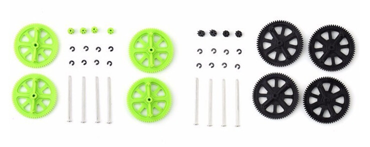 Wholesale 1pcs Parrot AR Drone 2.0 Quadcopter Spare Parts Motor Pinion Gear Gears & Shaft Set Drop