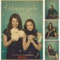 Gilmore Girls Кино Кристен Риттер ретро Плакат урожай Живопись Главная Декоративные Высокое качество Изображения