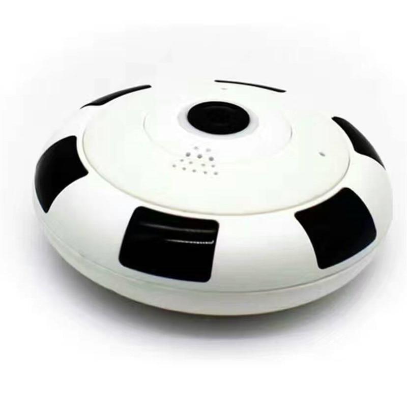 все цены на 360 Degree Panoramic   960P Fish Eyes Lens  Wireless IP Camera онлайн