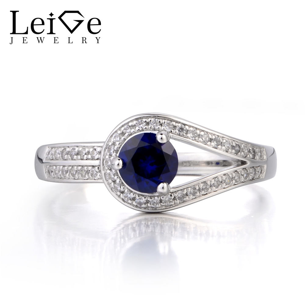 wedding blue ringseptember geometric sapphire september products collections bamos rings birthstone ring