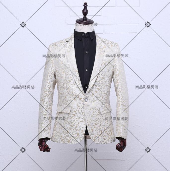 Пиджак мужчины торжественное платье самые последние модели брюк для костюма костюм мужчин Homme мужской костюм Королевский моды Брак Свадебн...