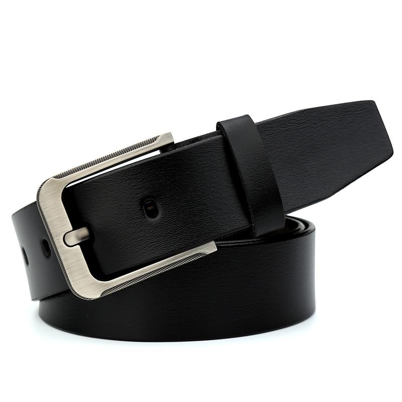 Catelles Correa Cinturón de cuero genuino para hombre Cinturón de - Accesorios para la ropa - foto 5