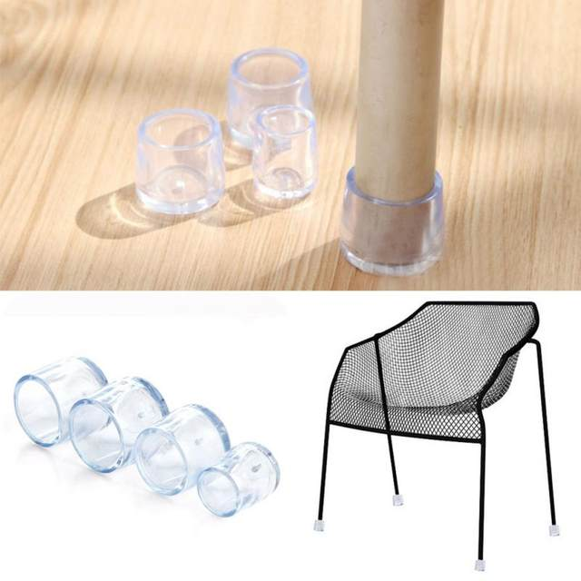Merveilleux Online Shop 8Pcs Furniture Legs Protective Covers Table Chair Leg Covering  Caps Floor Feet Cap Cover Protector Transparent Protective Case |  Aliexpress ...