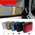 Lixo carro ABS porta traseira ccj-001 16*11.5*7 cm pintura do carro.