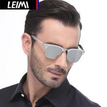 LEMI Brand Designer Classic Men Polarized Lens Women Sunglasses Square Sun Glasses Eyeglasses oculos de sol For