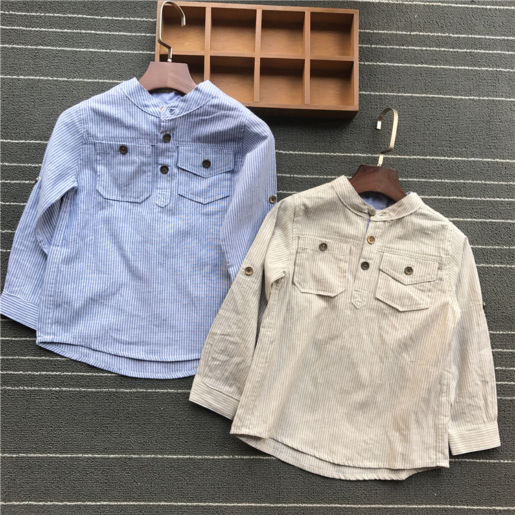 цены Foreign trade children's wear new boy shirt shirt