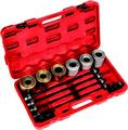 WINMAX 26Pc Press and Pull Sleeve Bush Removal and Installation Tool Kit Professional Auto Repair Tool WT04B2031