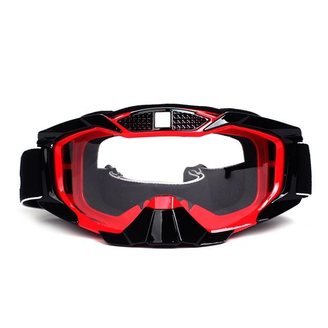 ff14c73ad4c93 Antiparras ProBiker Motocross Goggles Óculos Oculos Gafas ÓCULOS de Moto  cross JC1015 óculos de Proteção Da
