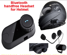 Bluetooth Motorcycle Helmet Headset I phone MP3 Mp4 I Pod BT Earphone TOM 02