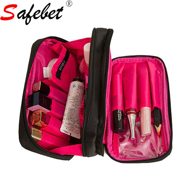 2017 Vanity Professional Makeup Carrying Case Travel Bag Organizers Women Small Cosmetic Lipstick