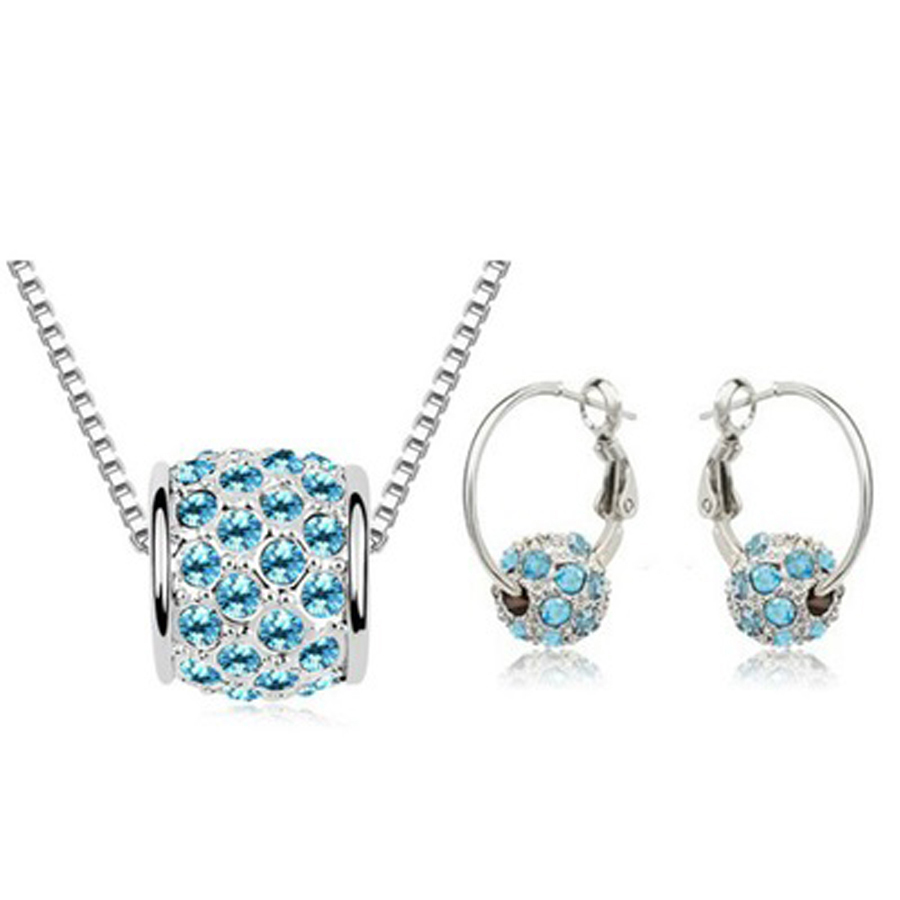Hot Selling Austri Crystal top Crystal gjerdan dhe vathë të - Bizhuteri të modës - Foto 5