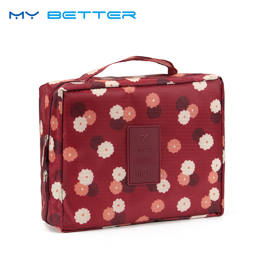 Neceser Zipper Profession Women Makeup Bag Cosmetic Bag Beauty Case Make Up Organizer Toiletry Bag Storage Travel Wash Pouch new arrival wholesale makeup beauty cosmetic bag women fashion travel necessarie kit organizer neceser female toiletry pouch