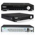 TMEZON 16-канальный 720 P/1080N/960 H HVR NVR AHD DVR в Режиме реального Времени Видеонаблюдения Цифровой ВИДЕОРЕГИСТРАТОР HDMI/VGA Выход P2P Вариант 1 ТБ 2 ТБ