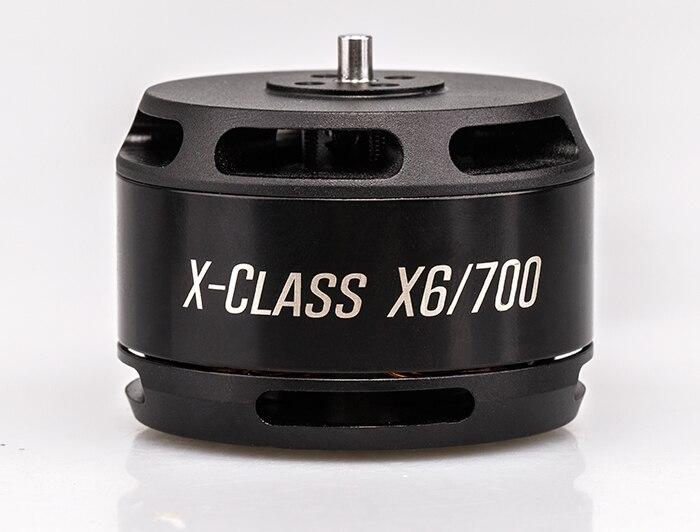 Beerotor x class x6 700kv 브러시리스 모터 12n14p 4 12 s lipo for fpv 레이싱 멀티 로터 X6 700-에서부품 & 액세서리부터 완구 & 취미 의  그룹 2
