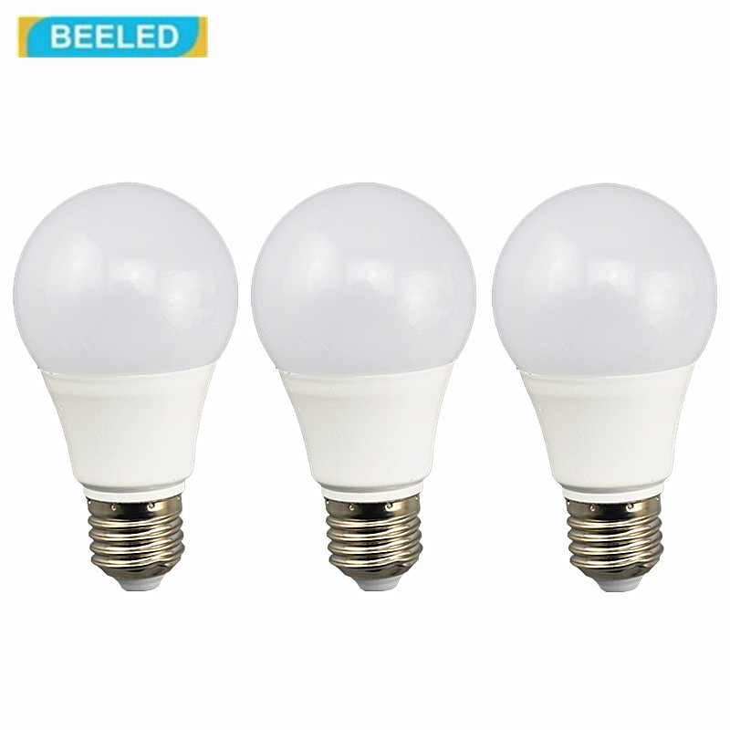3 pack in led 7W 9W Warn White Cool White E27 led bulb lamp 220V Led Lamp E27 Energy Saving Light led spot home light led smart rechargeable e27 emergency light bulb lamp home commercial outdoor lighting b22 5w 7w 9w 12w 220v energy saving lamp