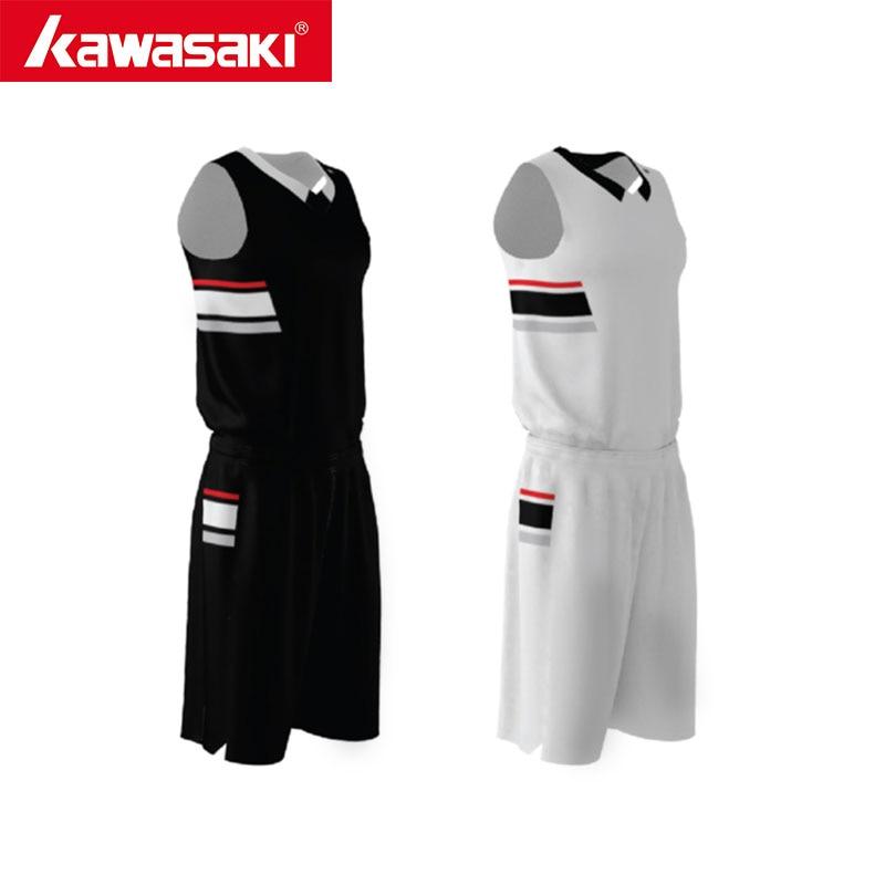 e2511532cfdf Kawasaki Quick dry Custom Basketball Uniform Sets Shorts Basketball Jersey  Mens Reversible Basketball Uniform For Basketball