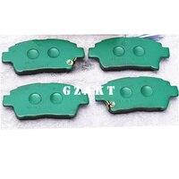 Disc Brake Pads For TOYOTA Yaris Verso Celica MR 2 Prius Saloon Hatchback Corolla Saloon Estate