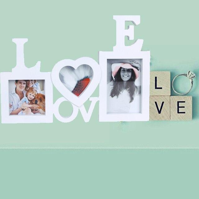 Photo Frame Parete Continental Amore Combinazione Creativa Ikea