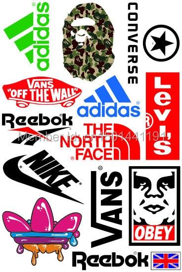 stickers supreme vans