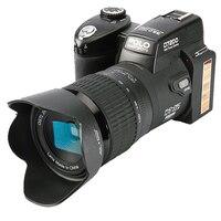 D7200 цифровые камеры 13MP DSLR камеры 24X телеобъектив и 8X цифровой зум широкоугольный объектив СВЕТОДИОДНЫЙ прожектор