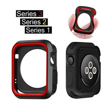 ASHEI Watch Accessory for Apple Watch Protector Soft Case Series 3