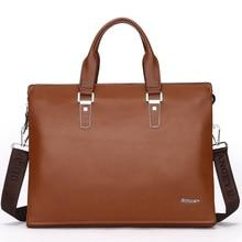 Мужская сумка 2016 НОВЫЙ кожаный мешок мужская сумка Деловые мужчины сумки посыльного Досуг сцепления Натуральная Кожа сумки