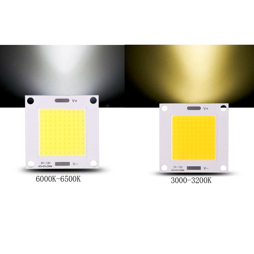 5pcs/lot High Power COB LED Chip Integrated Lamp Chip 50W Super Bright Landscape/Advertising Lighting For Bulb Floodlight