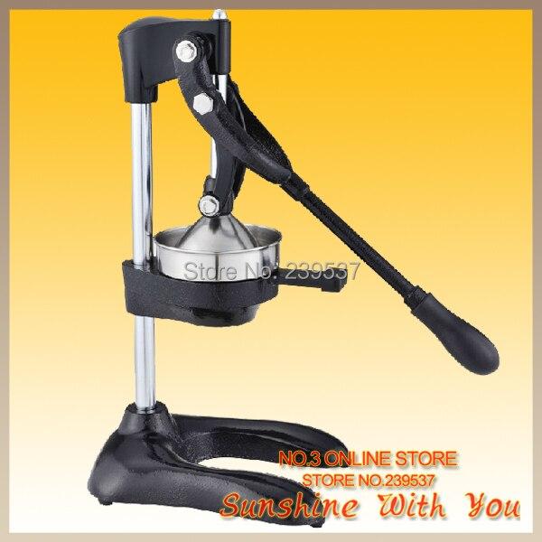 home use stainless steel 304 manual orange juicer lemon extractor pomegranate press orange mill