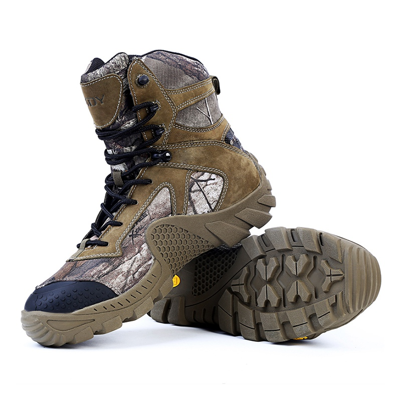 Men Hiking Shoes Military Tactical Boots Breathable Trekking Shoes Mountain Shoes for Camping Climbing Outdoor Hiking Boots 2017 new military men s outdoor breathable hiking tactical boots men army combat trekking climbing shoes mountaineering boots