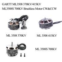GARTT ML3508 370KV 415KV ML3508S 700KV RC Brushless Motor For RC Multirotor Quadcopter Hexcopter Airplane CW&CCW