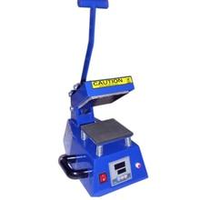 lowest price t-shirt heat press machine with heating plate size 12x 12cm ST230C