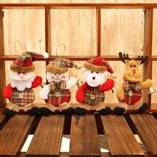 Ozdobne zawieszki świąteczne