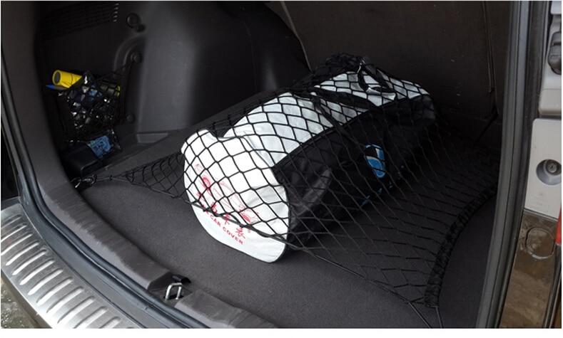 Auto Styling Achter Cargo Trunk Opslag Netto Zak Case Voor Chevrolet Spark Volt Epica Malibu Camaro Kobalt Orlando