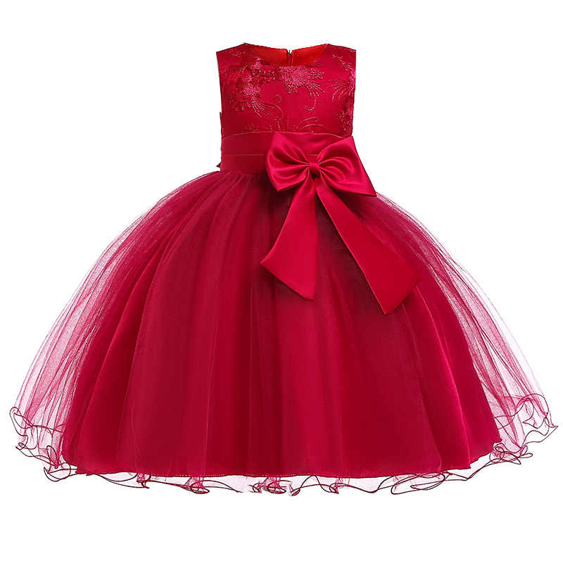 bc1d1209fa02d Girls dress summer kids dresses for girl princess costume children clothing  baby clothes tutu 2 3 4 5 6 7 8 9 10 years vestido