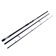 3.6m  100% Carbon Fiber Rod Spinning Fishing Rods Casting Travel Rod 3Sections Fast Action Fishing Lure Rod все цены