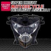Front Headlight Head Light Headlamp Assembly For SUZUKI GSXR600 GSXR750 K4 2004 2005 GSXR 600 750 Motorcycle Accessories