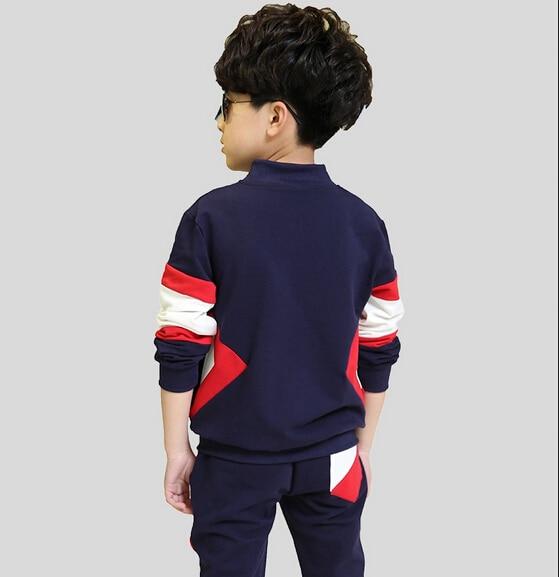 Kinderkleidung 2017 Frühling Herbst Winter Jungen Trainingsanzug - Kinderkleidung - Foto 5