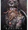 Escala 1/10 resina busto Berserker DIY frete grátis