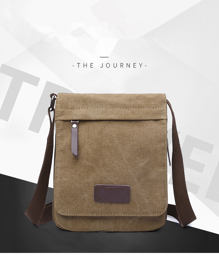 35d6e91b39 MCO Famous Brand Canvas Men Shoulder Bag Casual Business Satchel ...