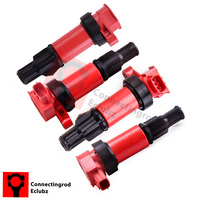 Ignition Coil Pack Packs For Nissan Silvia 180SX 240SX S13 S14 S20 SR20DET S20 SR20DE Spark
