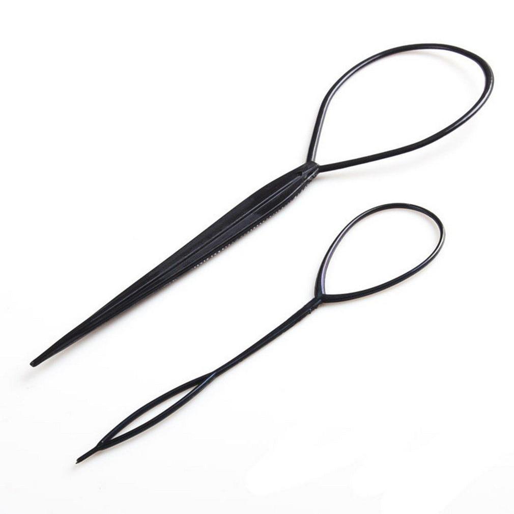 2 पीसी टॉपसी टेल हेयर - बालों की देखभाल और स्टाइल